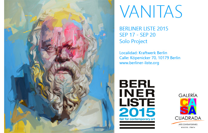 Renato Costa Cartel Berliner Liste 2015